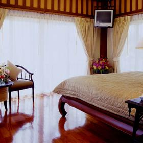 Bedroom at Samui Peninsula Spa & Resort