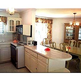 One and Two Bedroom Suites - Kitchen