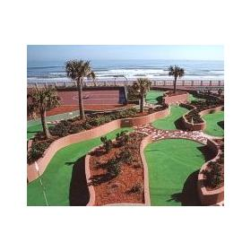 Royal Floridian Resort - Miniature Golf