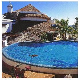 Club Cascadas de Baja - Pool