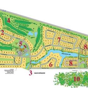 Spring Brook Resort - Map