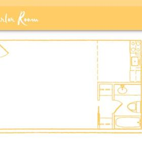 Parlor Room Floorplan