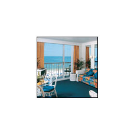 One Bedroom at the TradeWinds Island Grand