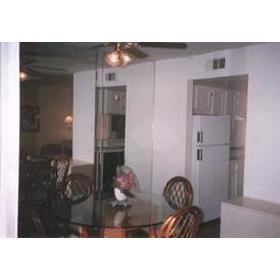 Dining Room at Leisure Club International at Padre Island