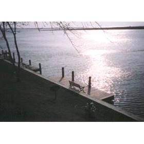 Dock at Leisure Club International at Padre Island