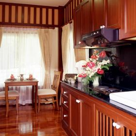 Kitchen at the Samui Peninsula Spa & Resort