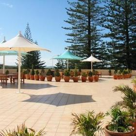 WorldMark Port Macquarie - Courtyard
