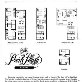 Park Plaza - Unit Floor Plan