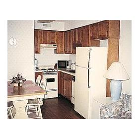 Seawatch Landing - Unit Kitchen