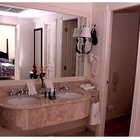 Unit Bathroom at Occidental Royal Hideaway Playacar