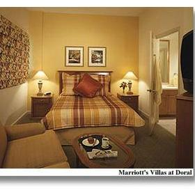Marriott's Villas at Doral - Unit Bedroom