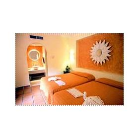 Occidental Caribbean Village Playacar - unit bedroom
