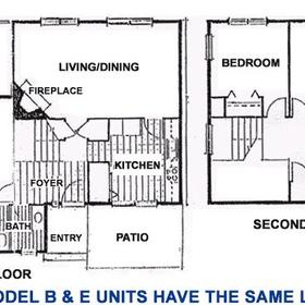 Brewster Green - Unit Floor Plan