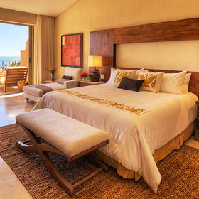 Las Residencias Golf & Beach Club Bedroom