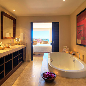 Las Residencias Golf & Beach Club Bathroom