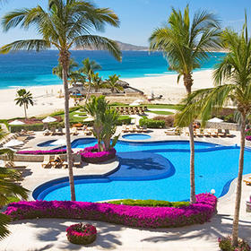 Las Residencias Golf & Beach Club Pool