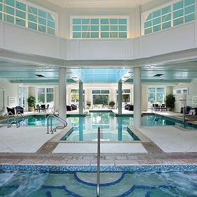 Superb Indoor Pool