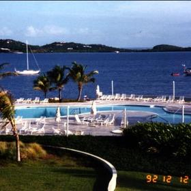 The Towers at Mullet Bay - View From Balcony