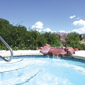 The Ridge on Sedona Golf Resort Hot Tub