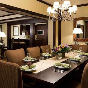 Four Seasons Residence Club Vail Dining Area