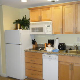 Fully Equip Kitchen