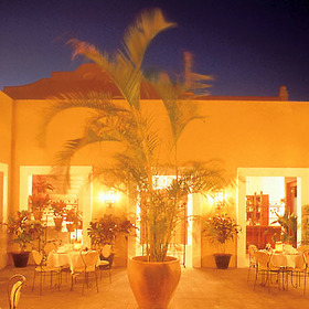 Sole Vacation Club at Sunscape Tulum - Outdoor Dining