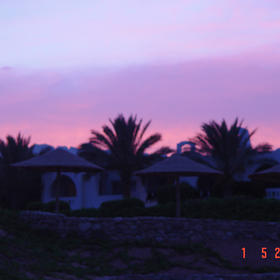 Coral Bay Resort & Casino -  April Sunset