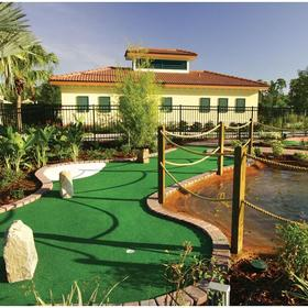 Holiday Inn Club Vacations at Orange Lake Resort - River Island Minigolf