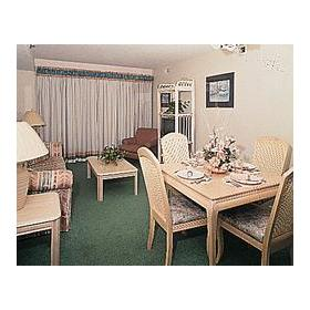 Windy Shores II - Unit Dining Area