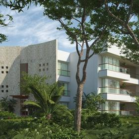 Grand Luxxe Spa Tower Riviera Maya Exterior