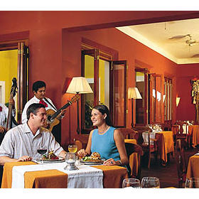 Sole Vacation Club at Sunscape Tulum - Restaurant
