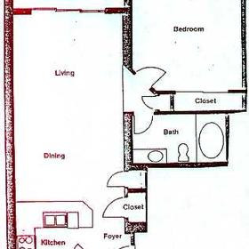 Royal Holiday Beach Resort - floor plan