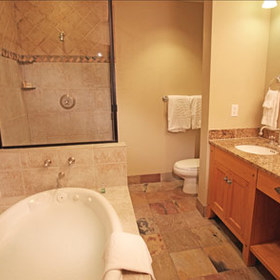 WorldMark Park City Bathroom