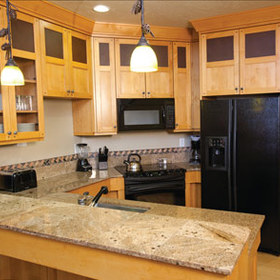 WorldMark Park City Kitchen