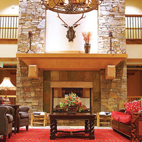 WorldMark Park City Lobby
