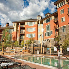 WorldMark Park City Pool