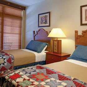WorldMark Park City Bedroom