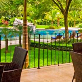 The Residence Club at Vista Ocotal Grounds