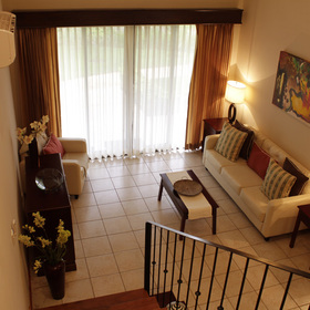 The Residence Club at Vista Ocotal Living Area