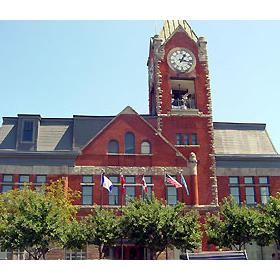 Collingwood Clock Tower