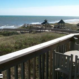 Outer Banks Beach Club II - View From Balcony