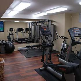 124 on Queen Hotel & Spa Fitness Area
