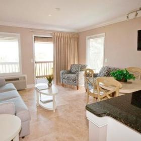 Vacation Time of Hilton Head Island - Ocean Dunes Living Area