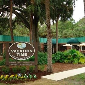 Vacation Time of Hilton Head Island - Ocean Dunes Exterior