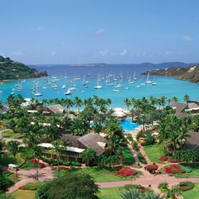 The Westin St. John - Coral Vista Villas Aerial View