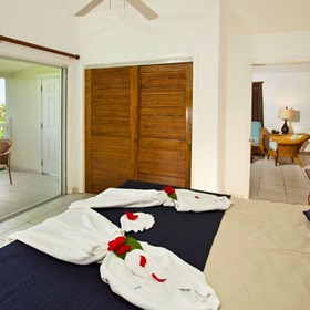 The Verandah Resort & Spa Master Bedroom