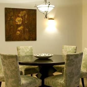 The Residences at La Vista Dining Area