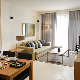 Kusadasi International Golf & Spa Resort Living and Dining Area