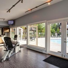 Sunrise Ridge Waterfront Resort Fitness Center