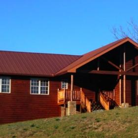 The Lodges at The Great Smoky Mountains Exterior
